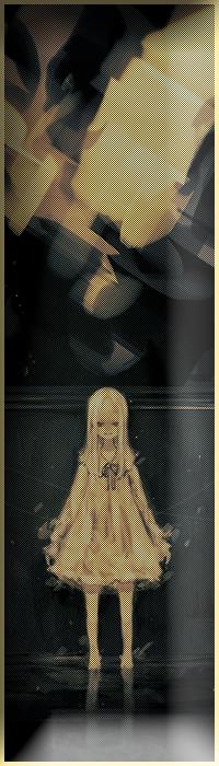 Аватар вконтакте Девочка в светлом платье стоит в воде