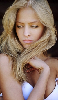 Симпатичная блондинка фото фото 456-535