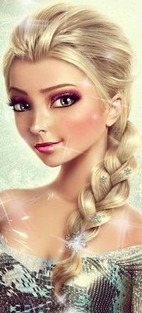 Красивые девушки мультик