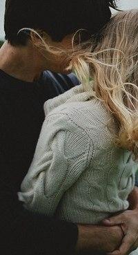 Картинка парень с блондинкой