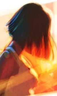 Девушки фото на аву с короткими волосами