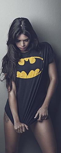 Бэтмен девушка