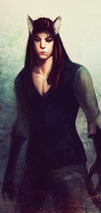 Аватар вконтакте Персонаж из игры ArcheAge, art by guppyblue