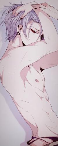 аниме картинки голые с парнями
