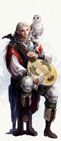 Аватар вконтакте Персонаж из игры ArcheAge
