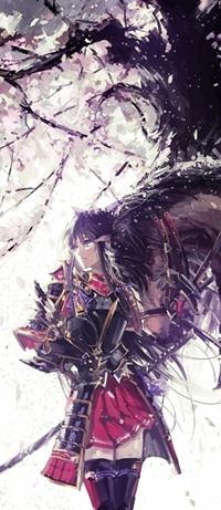 Аватар вконтакте Akane Ryuuzouji / Аканэ Рюдзоуджи из аниме Романс Валькирий / Walkure Romanze