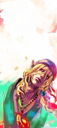 Аватар вконтакте Kusuriuri / Кусуриури из аниме Мононоке / Mononoke