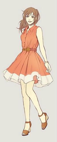 Аватар вконтакте Саша Браус / Sasha Blouse из аниме Вторжение гигантов / Shingeki no Kyojin