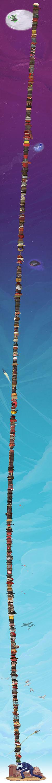 Аватар вконтакте Шпион из игры Team Fortress 2 / Командная крепость2, идет в головных уборах всех персонажей игры. Художник-иллюстратор Ashley Lange
