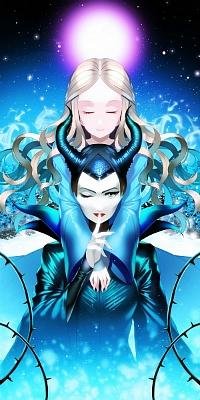 Аватар вконтакте Спящая красавица / Sleeping Beauty и Малефисента / Maleficent