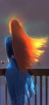 Анимационная картинка, открытка Пожелание - С днём