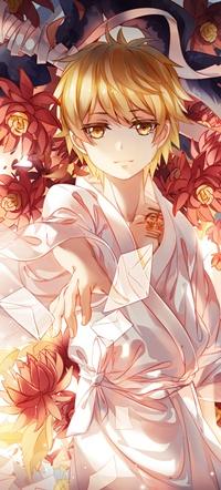 99px.ru аватар Yukine / Юкине из аниме Noragami / Бездомный Бог