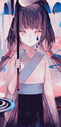 Аватар вконтакте Vocaloid Luo Tianyi / Вокалоид Луо Тиануи