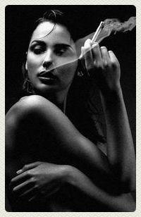 Фото девушек с сигаретой 2