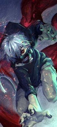 99px.ru аватар Kaneki Ken / Канеки Кен из аниме Tokyo Ghoul / Токийский Гуль