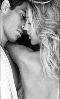 Аватар вконтакте Нежный поцелуй влюбленной пары