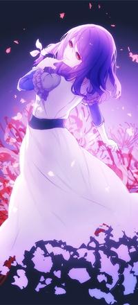 Аватар вконтакте Rize Kamishiro / Ризе Камиширо из аниме Токийский гуль / Tokyo Ghoul