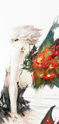 Аватар вконтакте Touka Kirishima / Тока Киришима из аниме Токийский гуль / Tokyo Ghoul