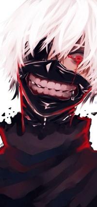 Аватар вконтакте Kaneki Ken / Канеки Кен из аниме Tokyo Ghoul / Токийский Гуль
