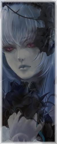 Аватар вконтакте Суигинто / Suiginto из аниме Дева Роза / Rozen Maiden