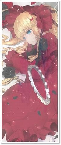 Аватар вконтакте Шинку / Shinku из аниме Дева Роза / Rozen Maiden