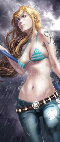 Аватар вконтакте Нами / Nami из аниме Ван Пис / One Piece