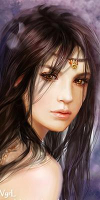 фото девушек с длинными волосами в контакте