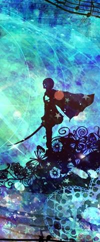 Аватар вконтакте Саяка Мики / Sayaka Miki из аниме Девочка-волшебница Мадока / Mahou Shoujo Madoka Magika