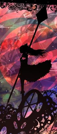Аватар вконтакте Кеко Сакура / Kyouko Sakura из аниме Mahou Shoujo Madoka Magica