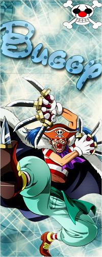 Аватар вконтакте Buggy The Clown / Багги Клоун, аниме Ван Пис / Большой Куш / One Piece