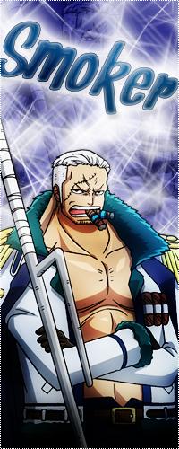 99px.ru аватар Капитан Smoker / Смокер из аниме One Piece / Ван Пис / Большой Куш