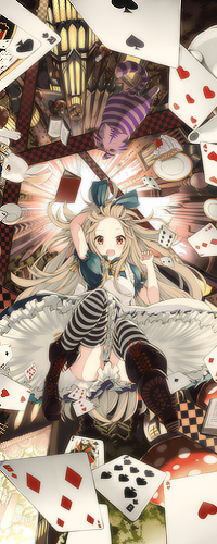 ������ ��������� ����� / Alice �� ������ ����� � ������ ����� / Alice in Wonderland, �������� yuui BUTTERyuuI (� Leraika), ���������: 29.08.2015 23:15