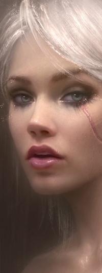 Аватар вконтакте Ciri / Цири из игры The Witcher / Ведьмак