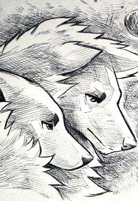 Рисунки карандашом джон сноу