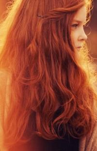 Девушка длинные рыжие волосы фото