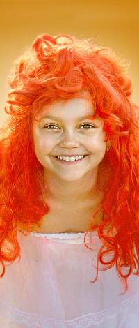 Аватар вконтакте Солнечная девочка, by Mimzy