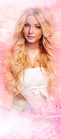 99px.ru аватар Блондинка в белом платье