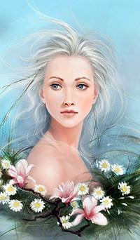 Блондинки с голубыми глазами и большой грудью фото 750-122
