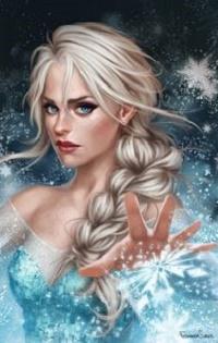 Аватар вконтакте Elsa / Эльза из мультфильма Cold Heart / Холодное сердце