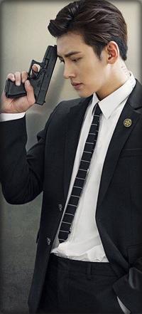 Аватар вконтакте Южнокорейский актер Чжи Чан Ук | Ji Chang Wook в роли Дже Ха из дорамы К2 - Телохранитель | The K2