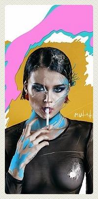 Аватар вконтакте Девушка с сигаретой, фотограф Irella Konof