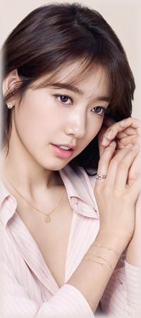 Аватар вконтакте Южнокорейская актриса, певица и модель Пак Шин Хе / Park Shin Hye