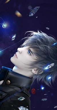 Аватар вконтакте Принц Ноктис Люцис Цэлум / Noctis Lucis Caelum из аниме Последняя фантазия XV / Final Fantasy XV, by feimo