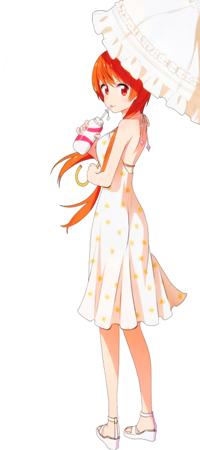 Аватар вконтакте Марика Тачибана / Marika Tachibana из аниме Притворная любовь / Nisekoi