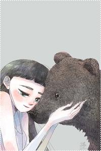 Аватар вконтакте Девушка и медведь, by minayuyu