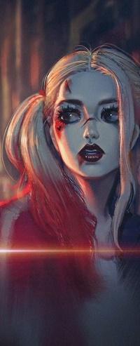 Аватар вконтакте Harley Quinn / Харли Квинн, by david pan
