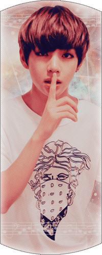 Аватар вконтакте Ким Тэхен (Ви / V) из корейской поп группы БТС / Kim Taehyung / BTS / K-pop