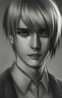 Аватар вконтакте Персонаж Stukiyama Shuu / Цукияма Шу из аниме Tokyo Ghoul / Токийский монстр, смотрит вперед, by leejun35