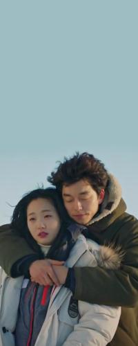 Аватар вконтакте Южнокорейская актриса Kim Go Eun / Ким Го Ын в роли Чжи Ын Так и южнокорейский актер Гон Ю / Gong Yoo в роли Токкэби / Ким Шина в дораме Токкэби / Goblin / Dokkaebi