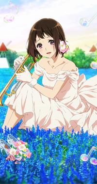 Аватар вконтакте Каори Накасэко / Kaori Nakaseko из аниме Звучи! Эуфониум / Hibike! Euphonium